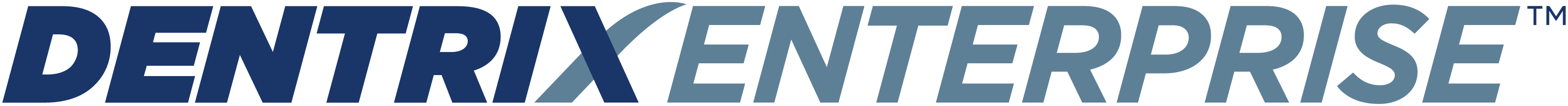 Dentrix Enterprise Logo